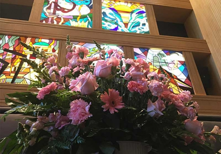 Donate Shabbat Flowers Temple Solel