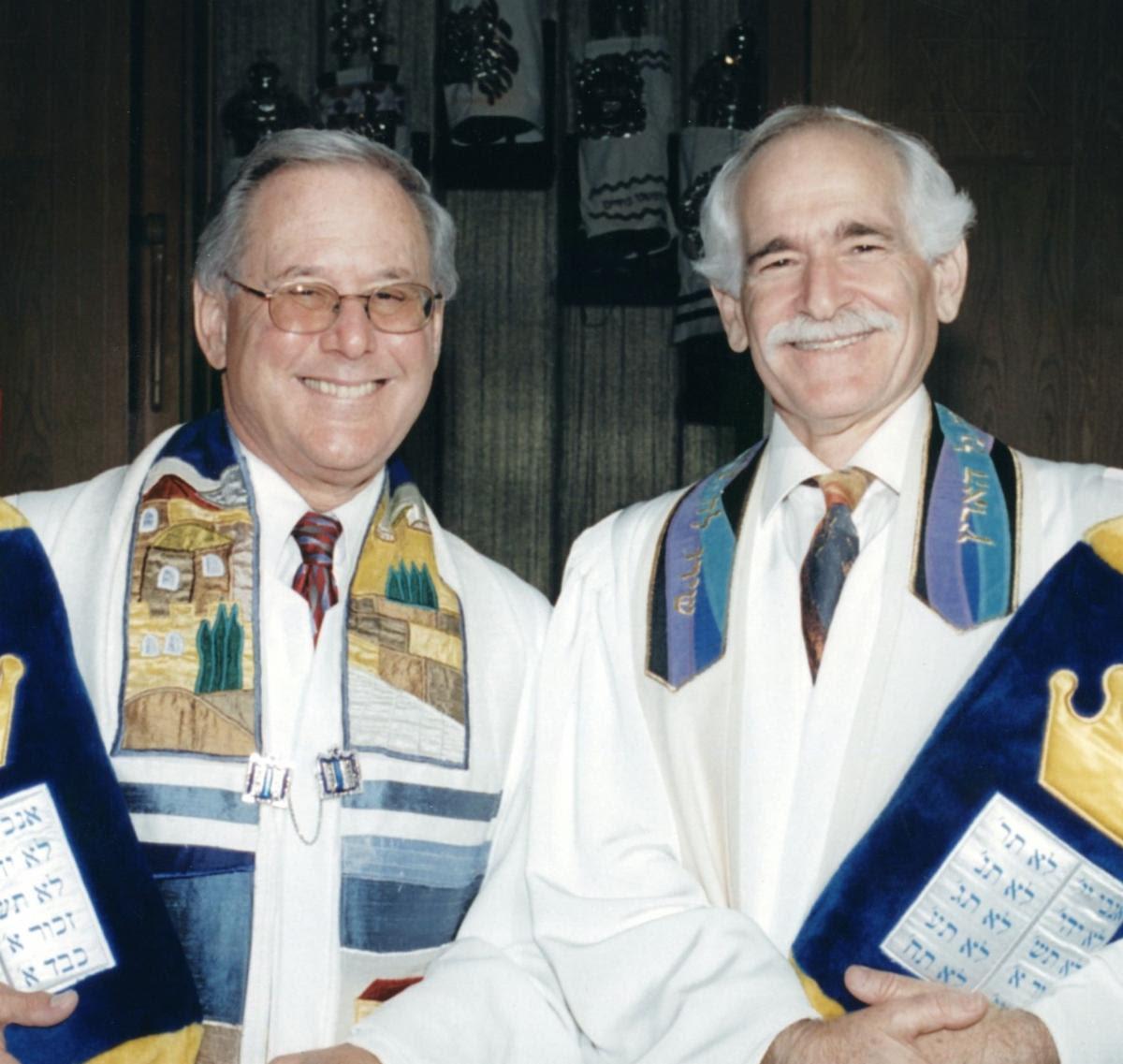 Rabbi Frazin & Cantor Rosen